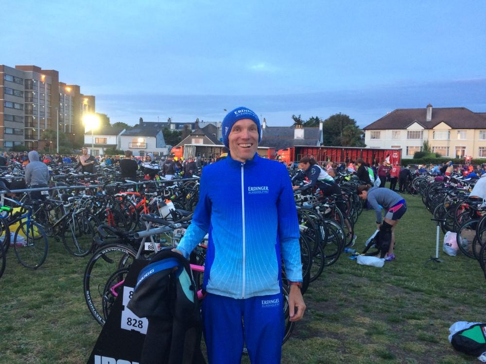Dublin pre race